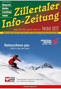 Titelseite IZ Herbst