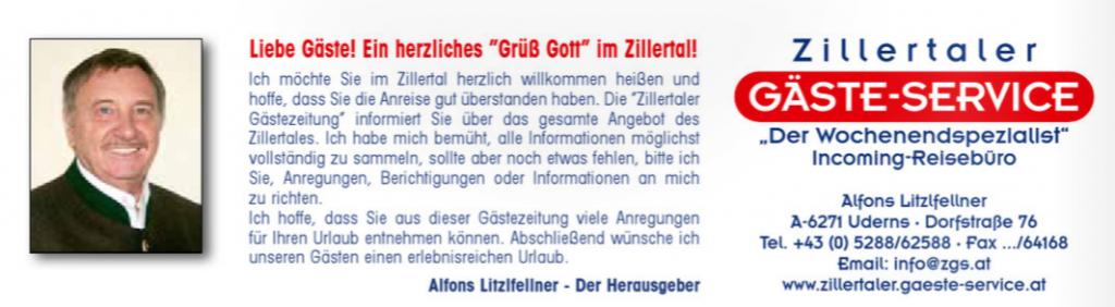 Infozeitung Frühjahr 2014