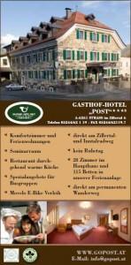 Gasthof Hotel Post Strass