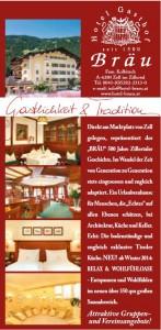 Hotel Bräu Zell am Ziller