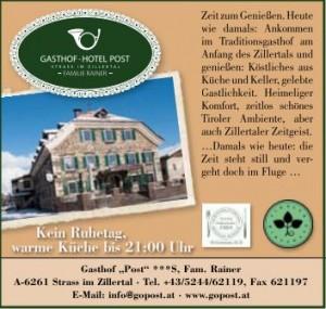 Hotel Post Strass im Zillertal