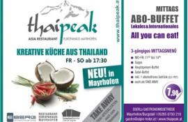 Taipeak Restaurant im Europahaus in Mayrhofen