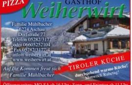 Gasthof Weiherwirt Aschau