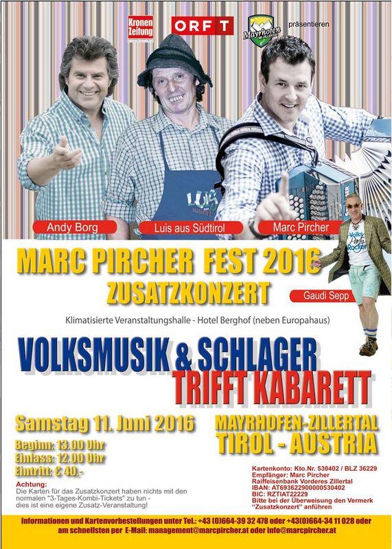 Marc Pircher Fest_2016