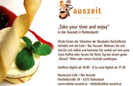 Auszeit Kaltenbach