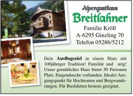 Alpengasthaus Breitlahner