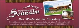Bergrestaurant Sonnalm