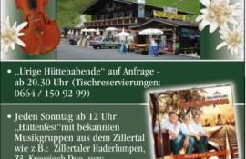 Hirschbichlalm
