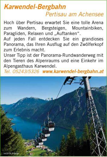 Karlwendel-Bergbahn