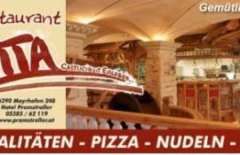 La vita Erlebnis Restaurant