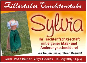 Zillertaler Trachtenstube Sylvia
