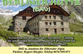 Berlinerhuette