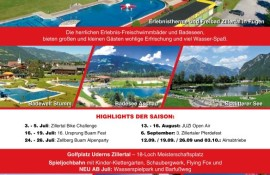 Erste Ferienregion im Zillertal
