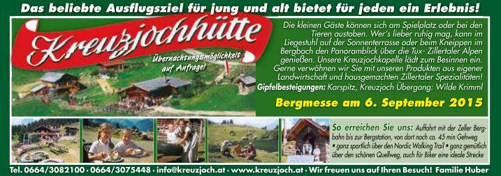 Kreuzjochhütte