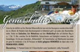 Wedelhuette Zillertal