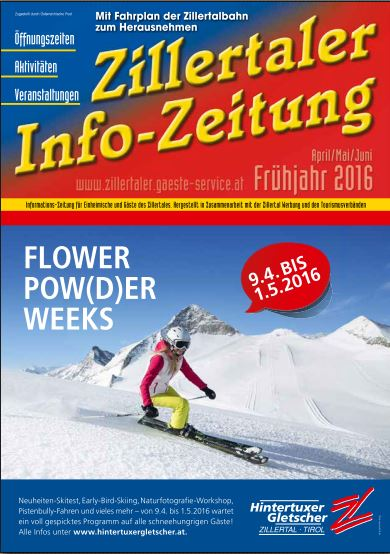Infozeitung Frühjahr