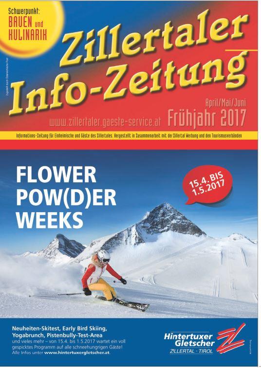 Infozeitung Frühjahr 17