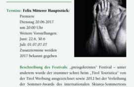 Theaterfestival Stummer Schrei 2017